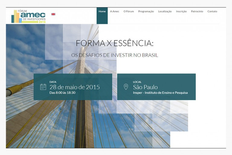 Fórum AMEC de Investidores 2015