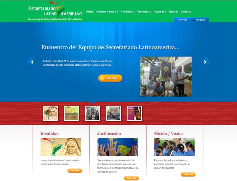 Secretariado Latino Americano das Irmãs de Nossa Senhora da Consolação